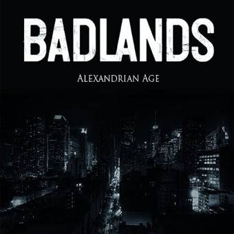 "Badlands ""Alexandrian Age"" LP (lim. 200, black/blue)"