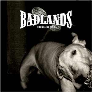 """Badlands """"The Killing kind"""" LP (3rd press, lim. 150, black)"""
