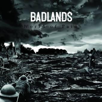 """Badlands """"World of pain"""" EP 7"""" (lim 300, bone/black)"""
