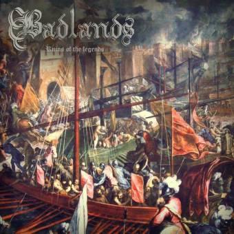 """Badlands """"Ruins Of The Legends CD (lim. 300, DigiPac)"""