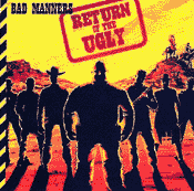 "Bad Manners ""Return of the ugly"" LP (black)"