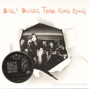 "Balls Bigger Than King Kong ""Fortune..."" CD (lim. DigiPac)"