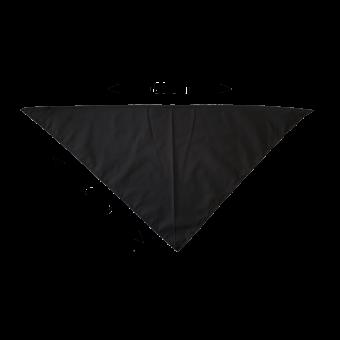Bandana / Dreieckstuch (schwarz)