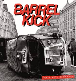 """Barrel Kick """"From past ... to the future"""" LP (black)"""
