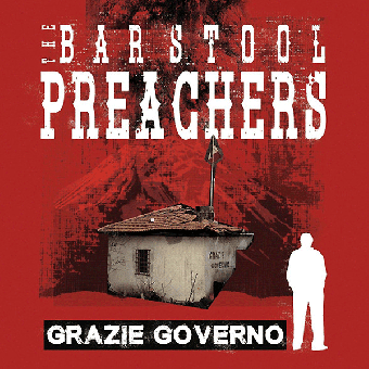 "Barstool Preachers ""Grazie Governo"" LP (lim. colored)"