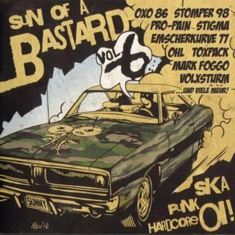 "V/A ""Sun of a Bastard Vol. 6"" CD"