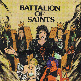 "Battalion Of Saints ""same"" EP 7"""