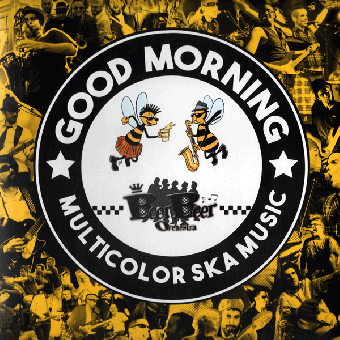 "Beer Beer Orchestra ""Good Morning"" Deluxe LP (lim. 500 yellow, 180gr.)"