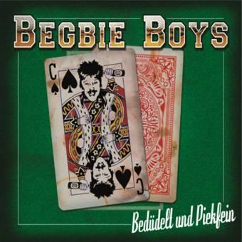 """Begbie Boys """"Bedüdelt & piekfein"""" CD (DigiPac)"""