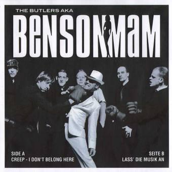 "Butlers, The aka Bensonmam ""Creep"" EP 7"" (lim. 250)"