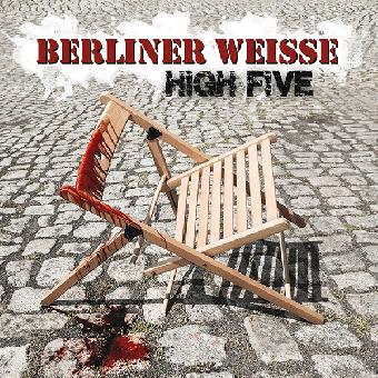 "Berliner Weisse ""High Five"" DoLP (black vinyl + MP3)"