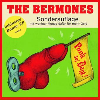 "Bermones, The ""Punk sei Dank!"" + ""Punk"" LP+EP (lim. 50)"