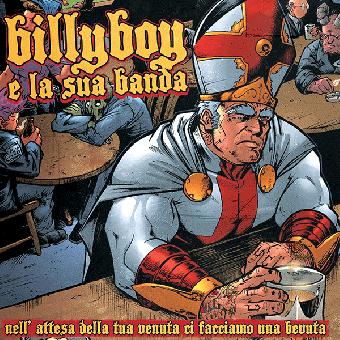"""Billy Boy e la sua Banda """"Nell` attesa della tua venuta..."""" CD"""