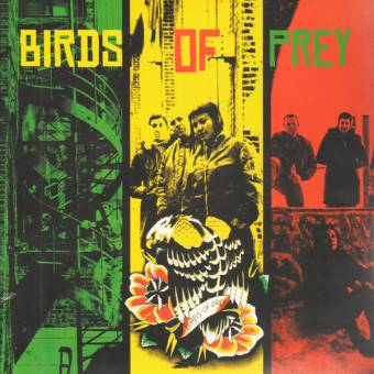 "Birds of Prey (Jenny Woo) ""same"" CD (DigiPac)"