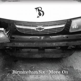 """Birmingham Six """"Move On"""" CD (cardboard)"""