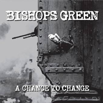 "Bishops Green ""A chance to change"" LP (2nd press, 180 gr, lim. 500, black)"