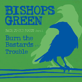 "Bishops Green ""Back to our roots part 1"" EP 7"" (lim. 500, green)"