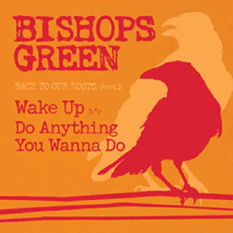 "Bishops Green ""Back to our roots part 2"" EP 7"" (lim. 500, orange)"