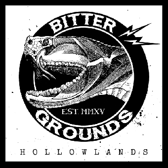 "Bitter Grounds ""Hollowlands"" LP (lim. white, 180gr.) + MP3"