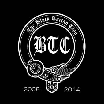 "Black Tartan Clan ""2008 - 2014"" CD"