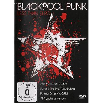Blackpool Punk DVD (Anti Nowhere-League, 999, Peter & The Test Tube Babies)