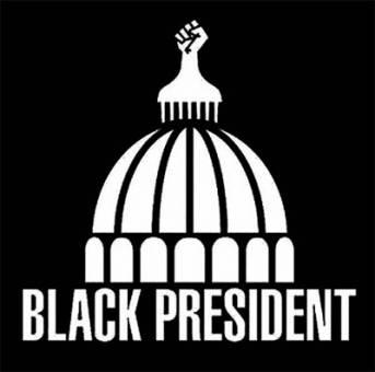 "Black President ""same"" LP+CD"