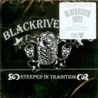 "Blackriver Boys ""Steeped in tradition"" CD"