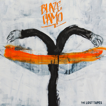 "Blaze Camo ""The lost tapes"" LP (lim. 100, white + MP3)"