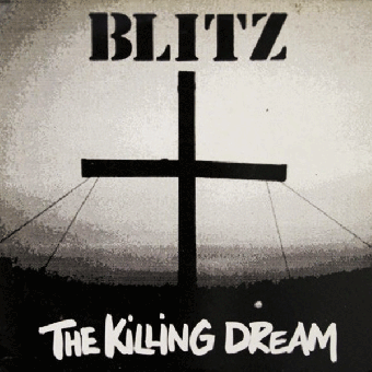 "Blitz ""The Killing Dream"" LP (clear)"
