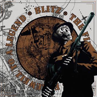 "Blitz ""The final Blitz (Farewell to a legend)"" EP 7"" (2nd press, lim. 330, col.)"