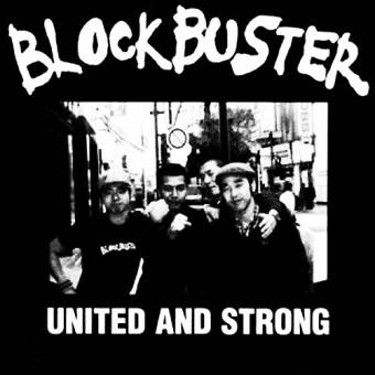 Blockbuster - United and strong EP 7""