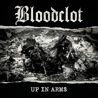 """Bloodclot """"Up in arms"""" LP+MP3"""