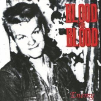 Blood for Blood - Stoffaufnaeher (Druck)