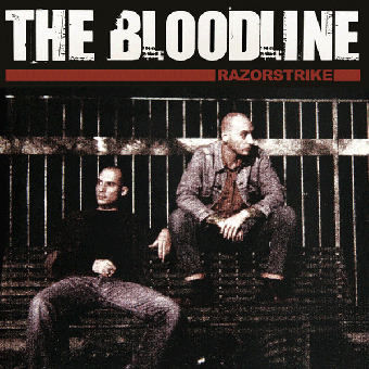 "Bloodline, The ""Razorstrike"" LP (lim. 250, black)"