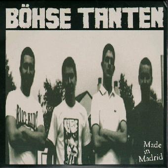"""Böhse Tanten """"Demo"""" CD"""