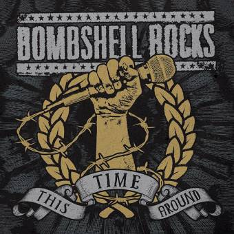 "Bombshell Rocks ""This Time Around"" EP 7"" (lim. 500, black)"