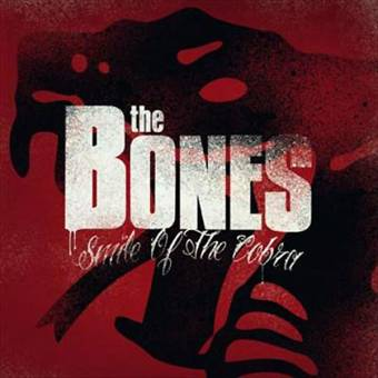 "Bones,The ""Smile of the Cobra"" EP 7"" (black)"