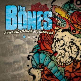"Bones, The ""Screwed, Blued & Tattooed"" CD (lim. Special Edition)"