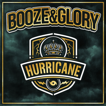 "Booze & Glory ""Hurricane"" LP (black)"