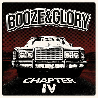 "Booze & Glory ""Chapter IV"" LP (lim. 400, grey)"