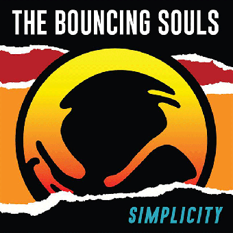"Bouncing Souls ""Simplicity"" CD"
