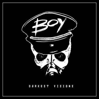 "Boy ""Darkest Visions"" CD"