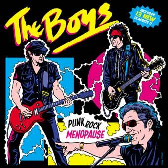 "Boys, The ""Punkrock Menopause"" CD"