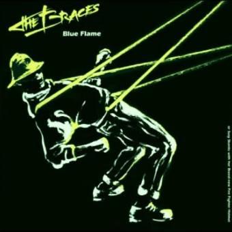 """Braces, The """"Blue Flame"""" LP"""