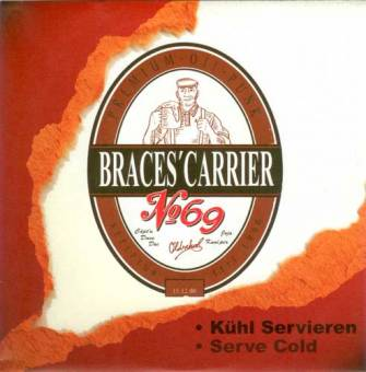 "Braces Carrier ""Kühl servieren"" EP 7"""