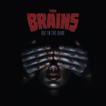"Brains, The ""Out in the dark"" LP (lim. 500, red)"