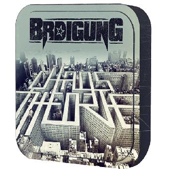 """BRDigung """"Chaostheorie"""" CD (lim. Metalcase)"""