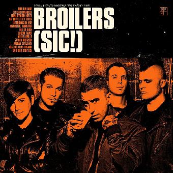 "Broilers ""(sic!)"" CD+DVD (lim. Deluxe Edition DigiPac)"