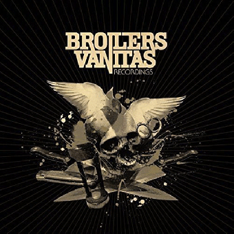 "Broilers ""Vanitas Recordings"" DoLP+CD"