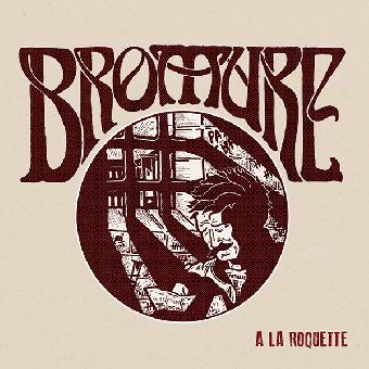 """Bromure """"A la roquette"""" EP 7"""" (black)"""